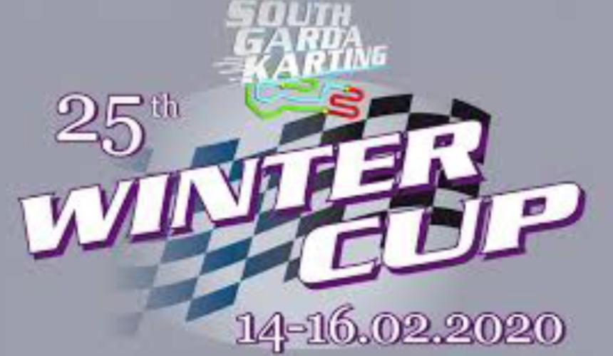 25th Winter Cup – Lonato (Italy), 16/02/2020