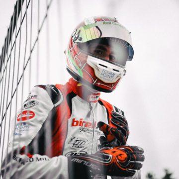 Positive European season for Leonardo Marseglia!