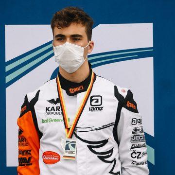 Leonardo Marseglia starts the European Championship one step away from fighting for success
